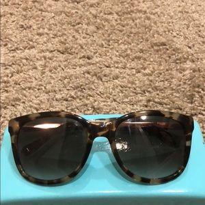 Kate Spade Gayla tortoise sunglasses